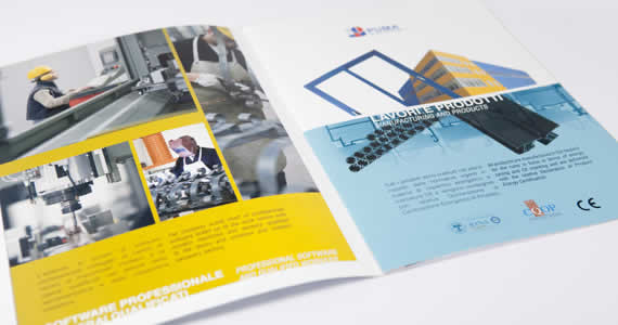 stampa brochure catalogo